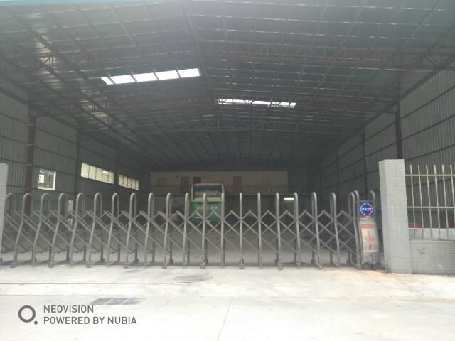 虎门南栅全新钢构1250平非常适合汽车美容修理厂