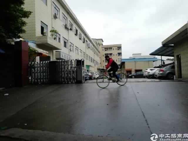 虎门大宁新出工业园分租一楼1500平方价格实惠可做喷油