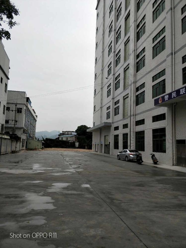 虎门镇全新厂房2楼4300方5米高电1800kvA