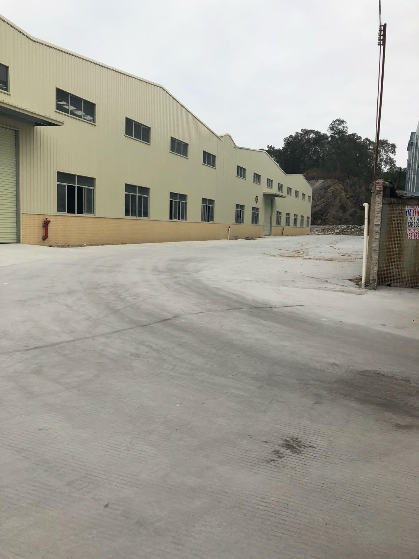 企石镇新出全新钢结构厂房十米高度
