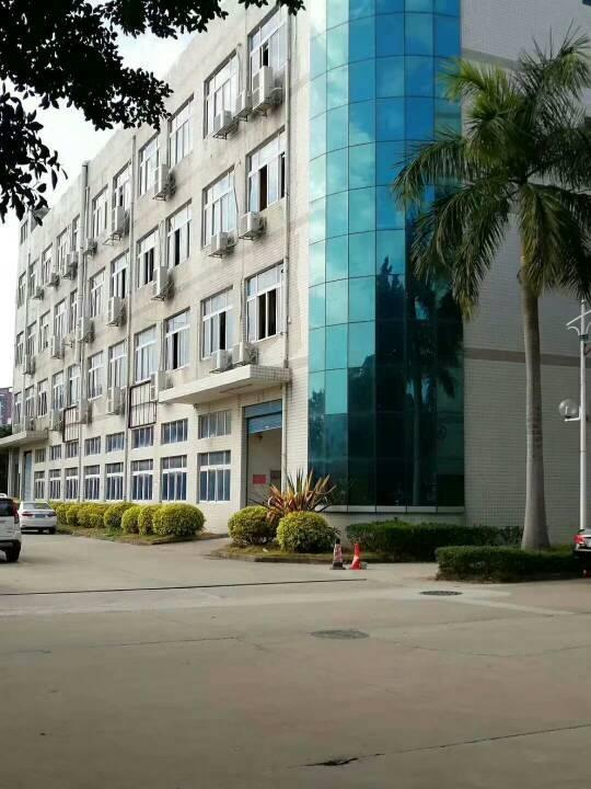 横岗原房东园区红本厂房四楼2250平米出租