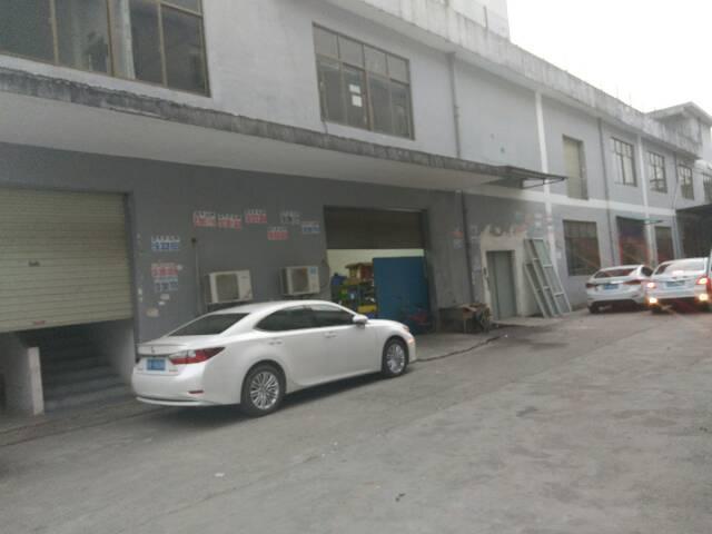 松岗燕川独院厂房1-2层3400平方低价出租