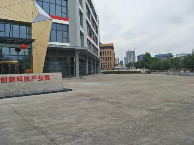 清湖梅观高速出口、空地大、精装300平米