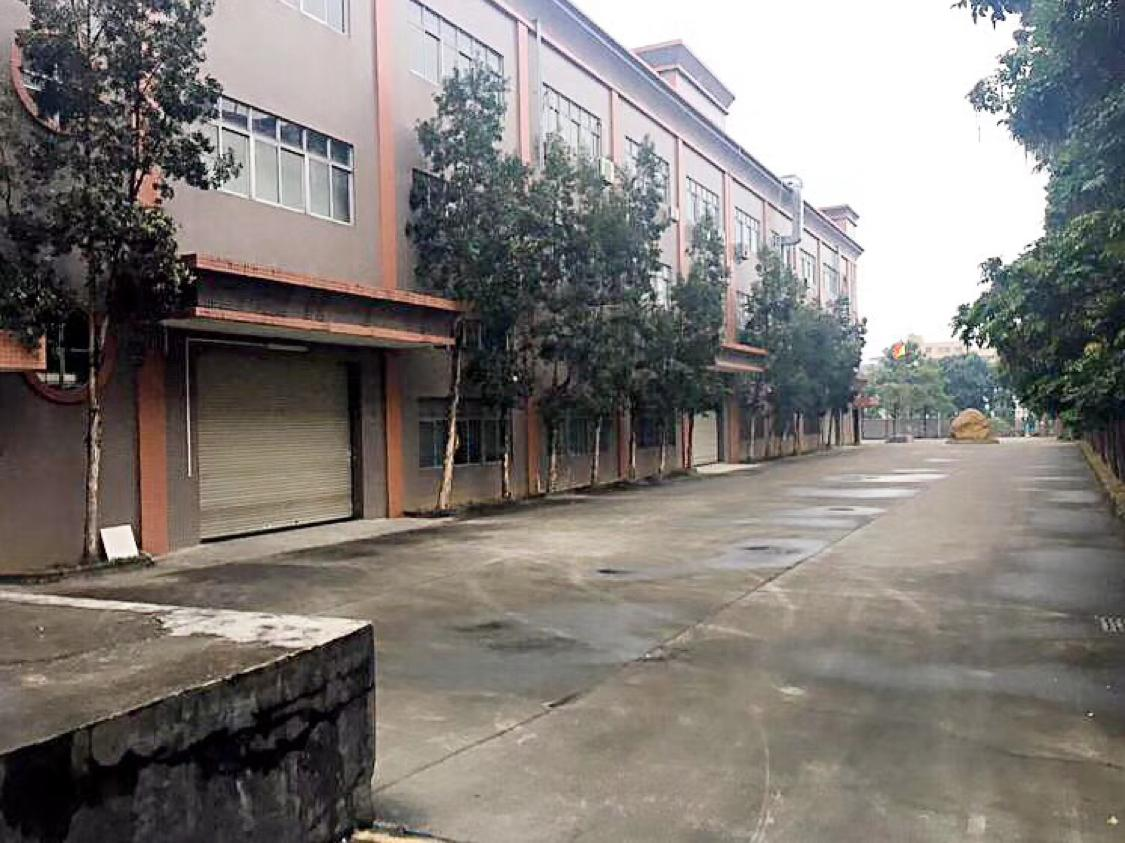 横沥镇原房东独院厂房3层两栋7000平方出租