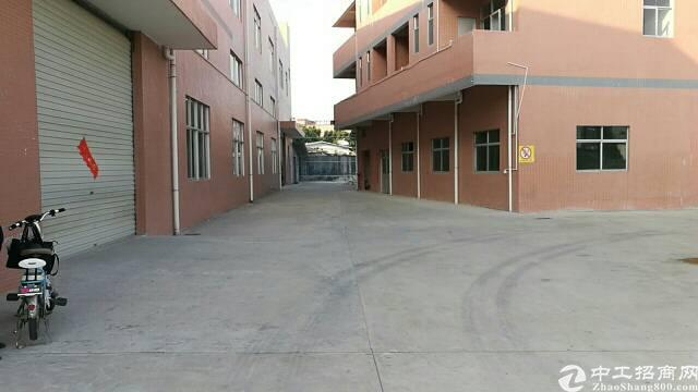 塘厦沙湖原房东厂房二楼2000平低价出租
