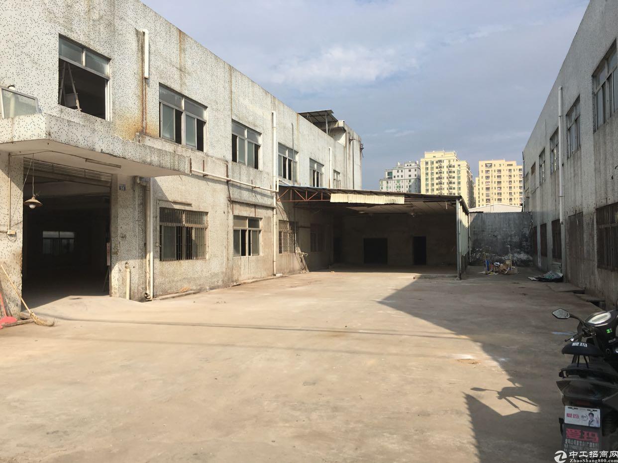 公明南光高速出口新出独门独院标准厂房