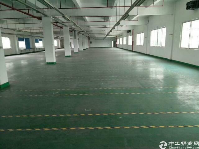 厂房出租楼上1500平米