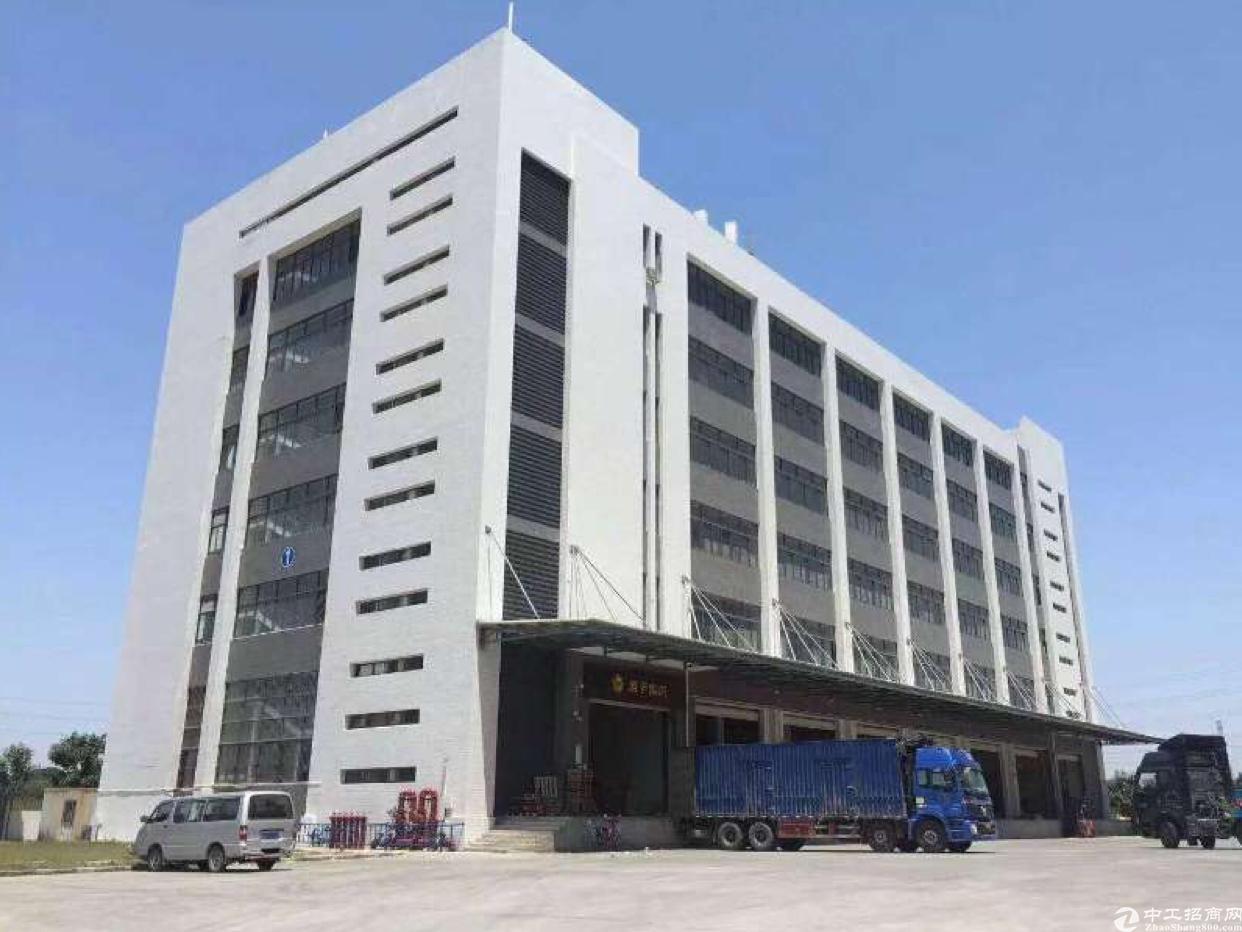 四部五吨货梯,整栋物流仓库出租,3500平大小可分