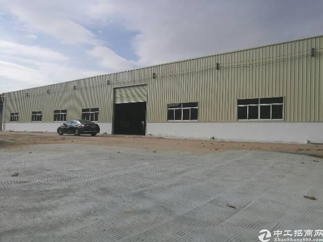 黄江镇新出全新独院钢结构4500平米