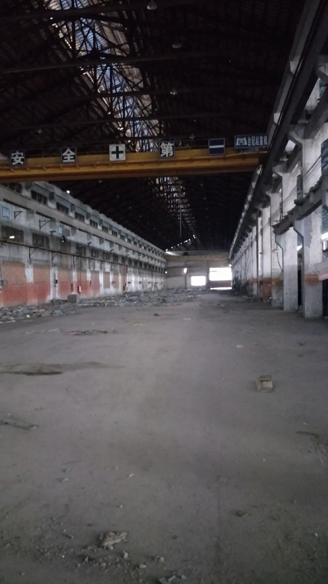 万江周边新出独门独院厂房滴水12米出租,适合重工业行业