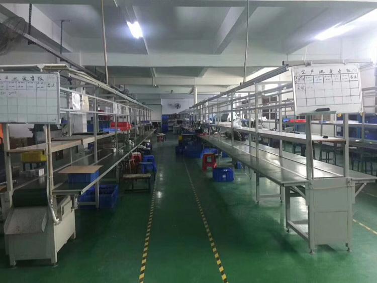 横岗原房东安良精装修独院700平米厂房出租