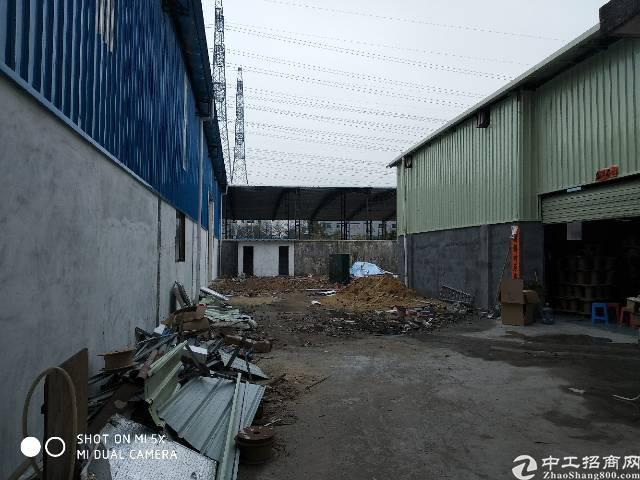 寮步松山湖大道边上独院钢构厂房出租
