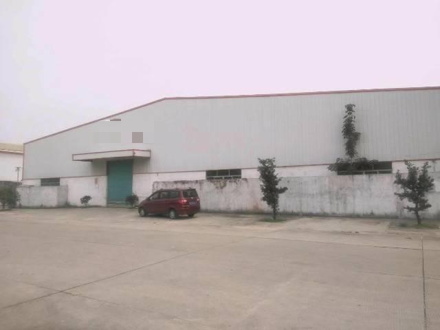 企石镇原房东独院钢构厂房1200平方滴水7米