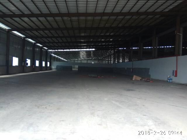 石湾独院钢构厂房6300平方超低价-图3
