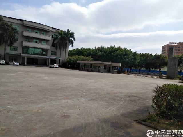 清溪镇国有证独栋厂房11280平方招租