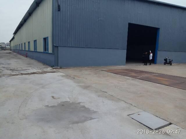 石湾独院钢构厂房6300平方超低价