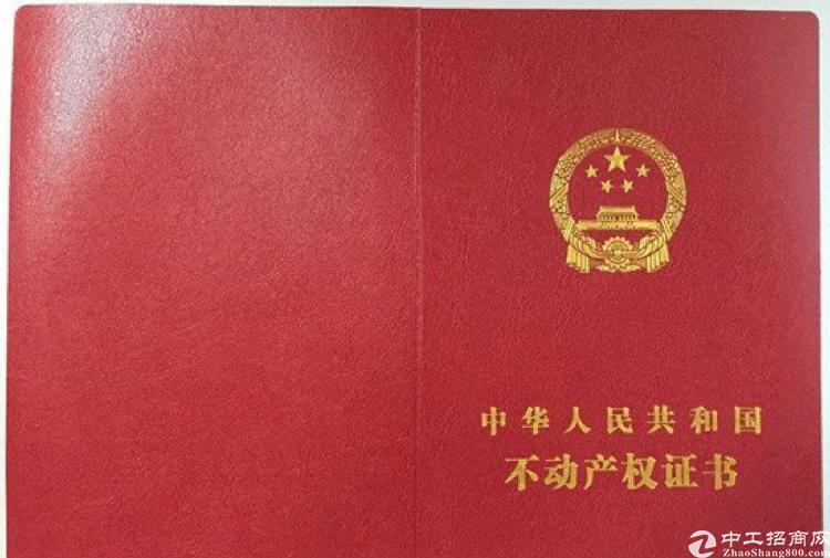 东莞长安41000平米国有证红本厂房底价出售