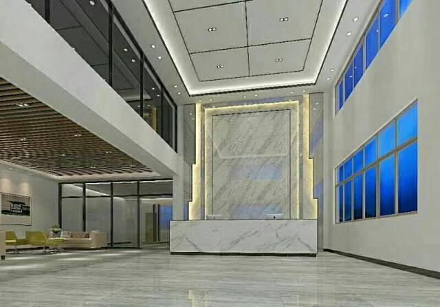 大岭山独栋9层全新厂房招租