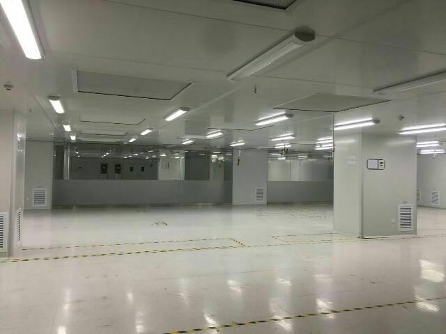 光明高新区红本厂房4楼整层4600平方,带办公室豪华装修