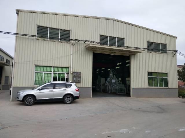 横沥镇长巷钢构900平厂房