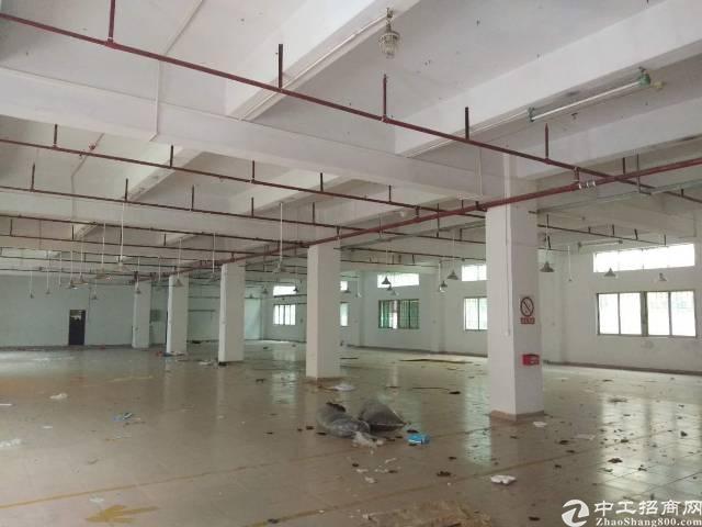 优质厂房分租,水电办公齐全,1500平每层