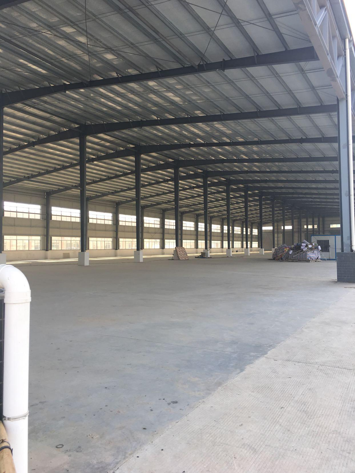 东莞黄江靠深圳公明新出独门独院钢构钢构厂房