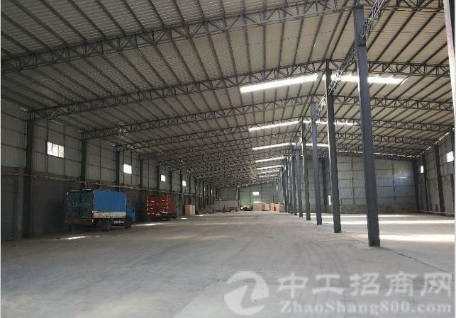 中堂原房东新出单一层厂房14000平滴水13米带行车