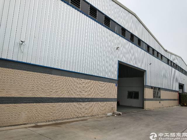黄江单一层钢构2200平