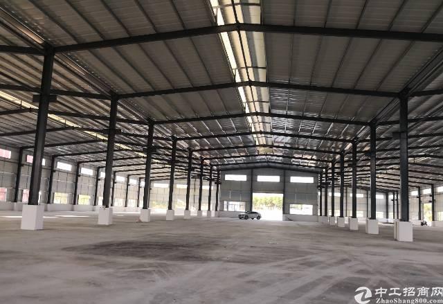 东莞东部工业全新钢结构