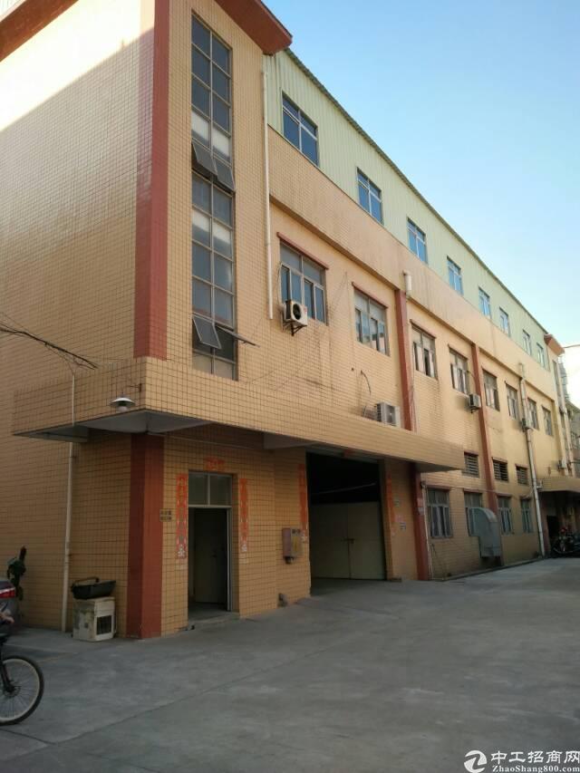 黄江独院厂房,空地大,适合各种行业