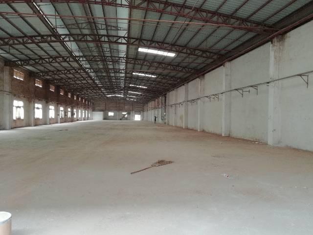 寮步镇1万平方钢构独院厂房
