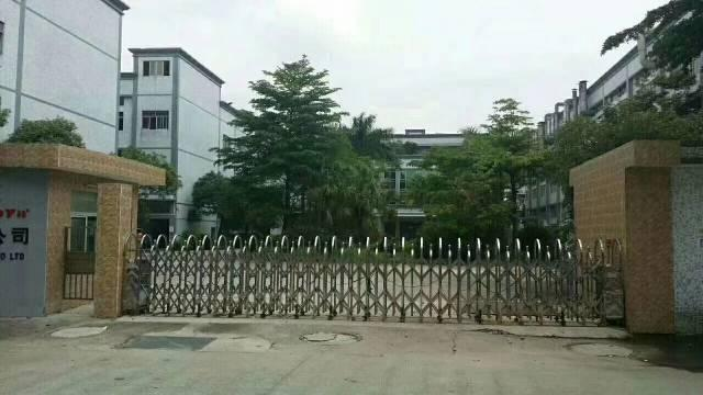 茶山周边新出独门独院标准厂房36000平方花园式厂房