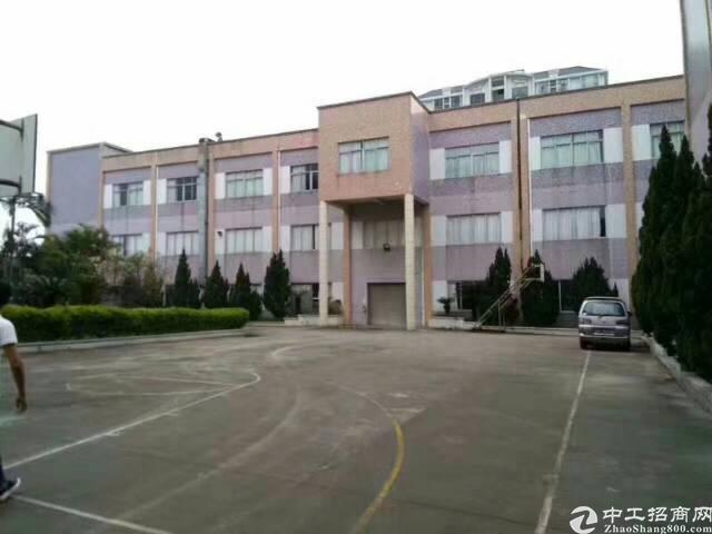万江共联独院标准厂房招租6800平方