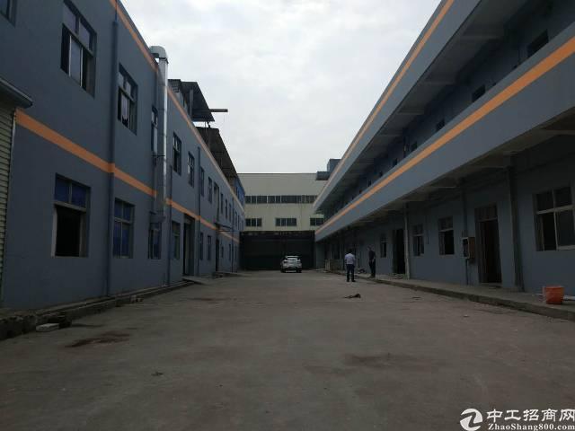 东莞塘厦镇临临近深圳独门独院6000平厂房出租