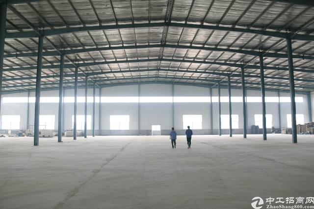 大岭山镇钢构仓库8000方可以短租可以长租18元