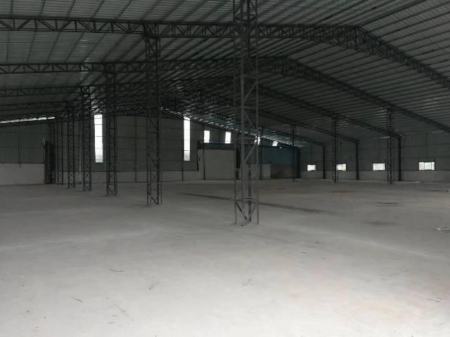 万江国通物流附近单层厂房4000平米滴水7米高