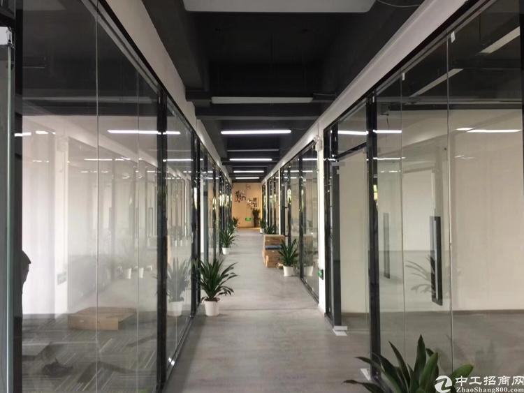 龙华龙胜地铁口 厂改创客园 大小户型出租100平起租
