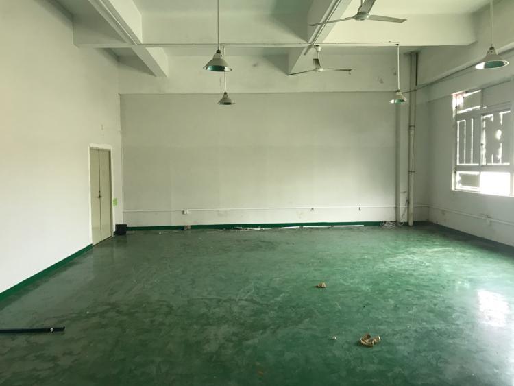 龙华汽车站附近二楼258平带两个玻璃办公室