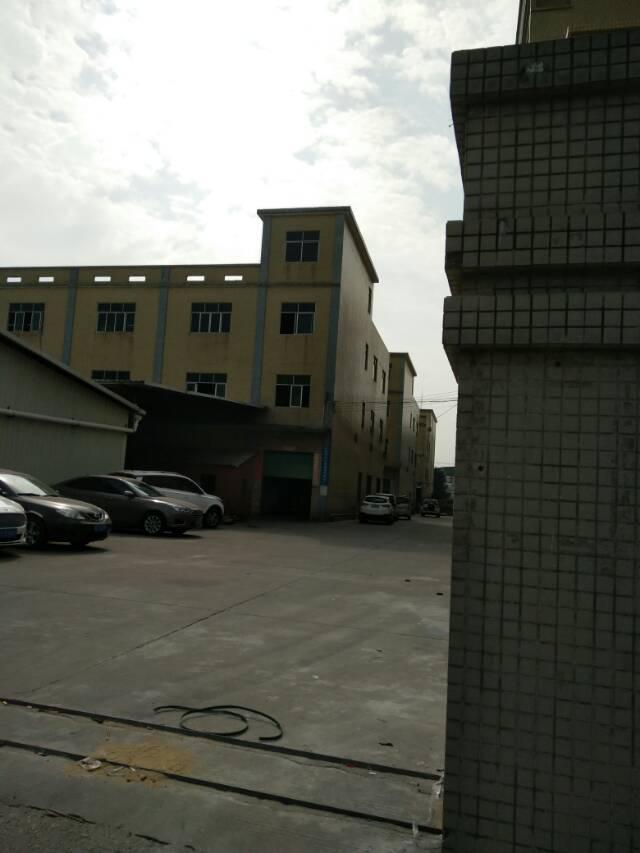 黄江新出独院厂房,空地足够大