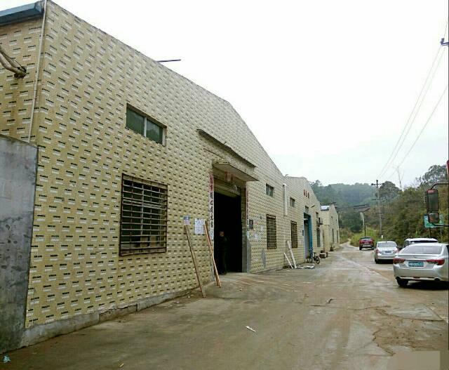 龙岗坪地18元钢构1000平米厂房出租