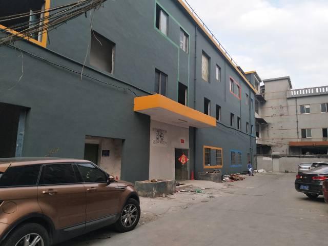 沙井客运站新出独院厂房1到3层3000平方出租
