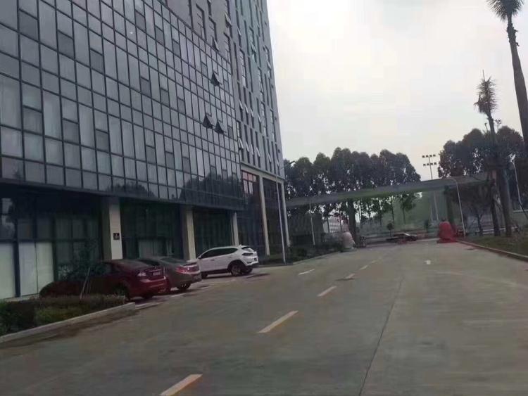 龙华大浪龙观快线边上精装修600平办公楼出租
