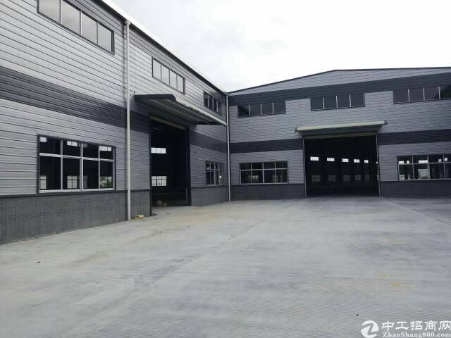 常平镇独门独院厂房单一层5800平方