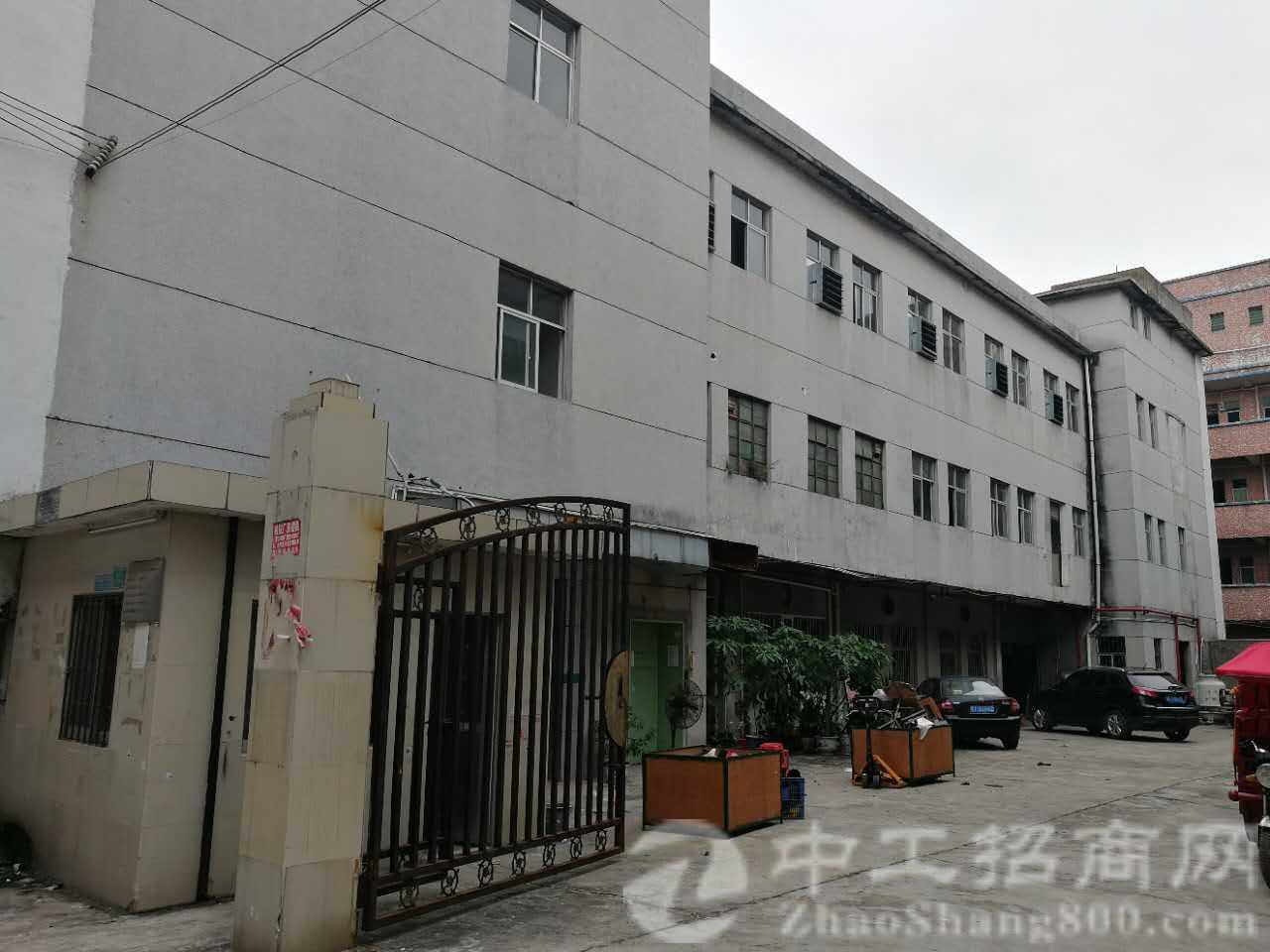 茶山镇全新独院5500㎡,滴水高度10米,配电315kva,