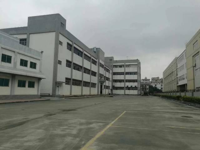福永塘尾独门独院2100平方厂房出租