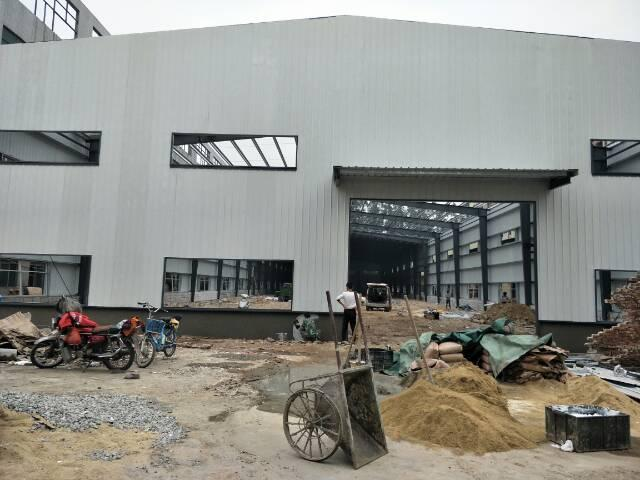 望牛墩全新钢构5700平方独院厂房招租