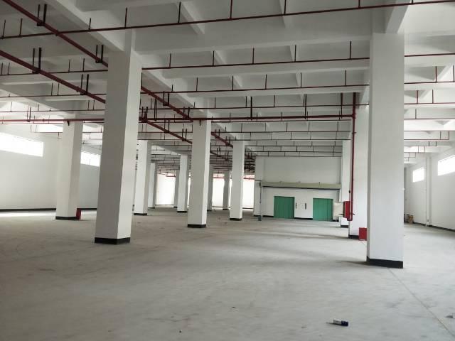 广州市白云机场3公里附近65000科技园厂房出租-图3