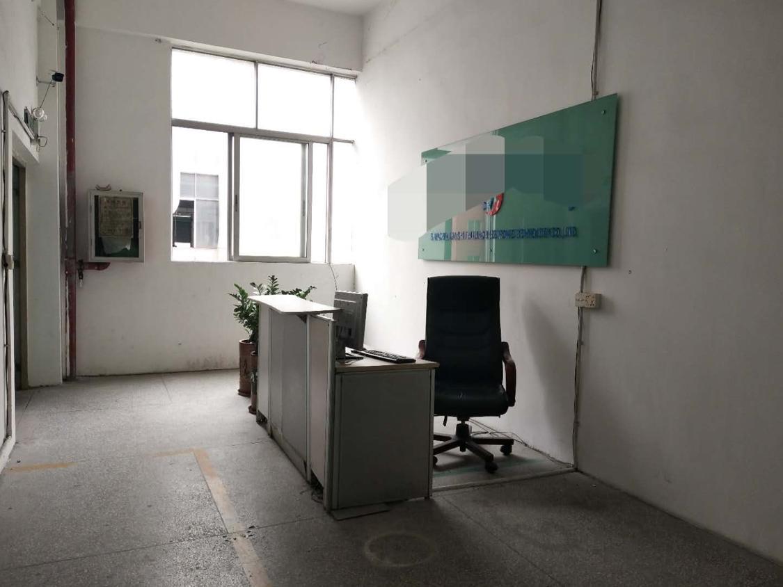 福永白石夏新塘工业区新出2楼550平方米带装修免转让费出租-图6