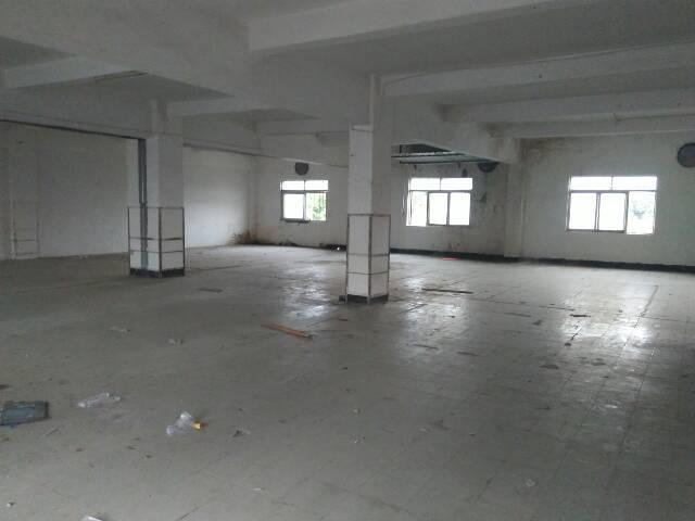 清溪镇标准厂房三楼600平米