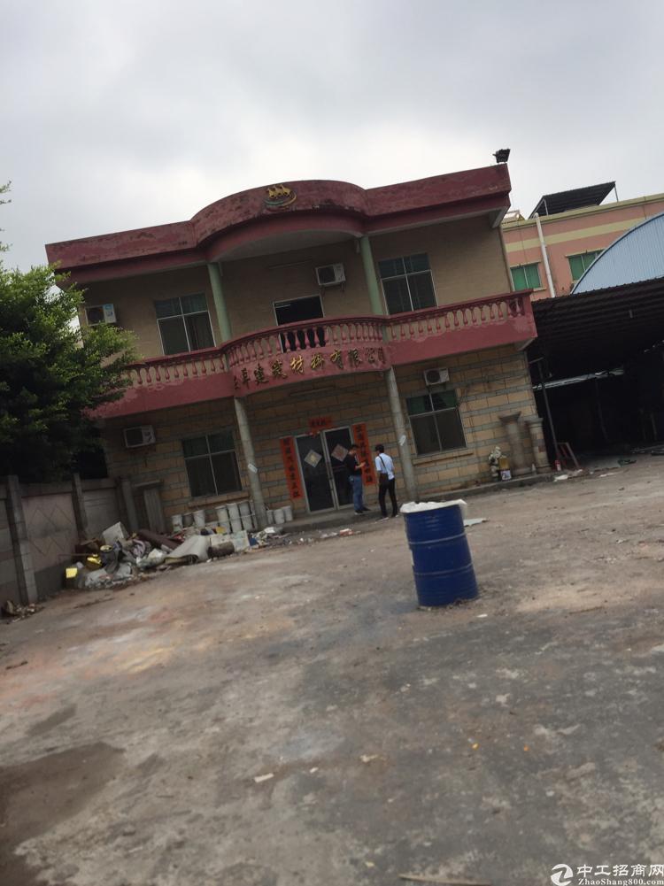 东莞横沥独门独院单一层5500平方招租